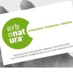 biglietto da visita erbonatura.com