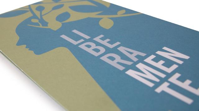 Associazione Culturale Meditamondo, brochure - La Designer, Linda Armelius