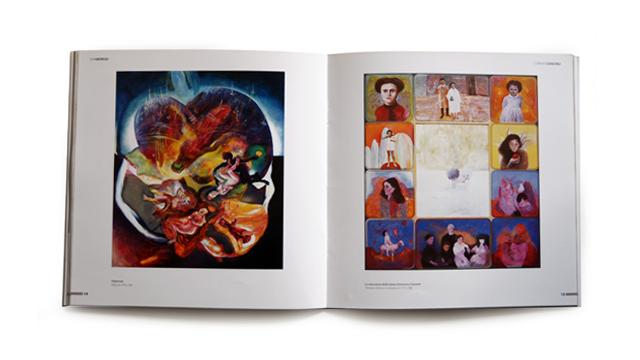 Catalogo mostra Corrado Cascioli