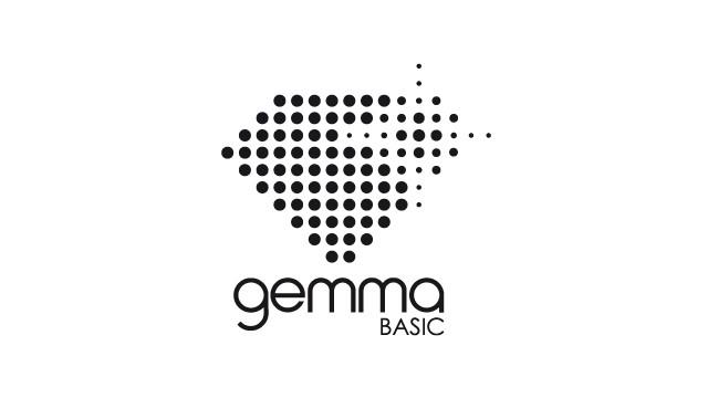 Pentole flonal gemma basic satin marchio di prodotto linea padelle