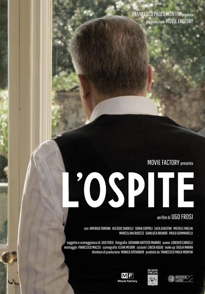 www.ladesigner.it  - film - l'ospite - ugo frosi - movie factory srl - sito - produzione cinematografica - roma