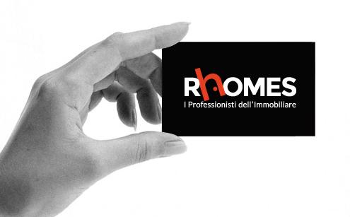Rhomes-BV logo