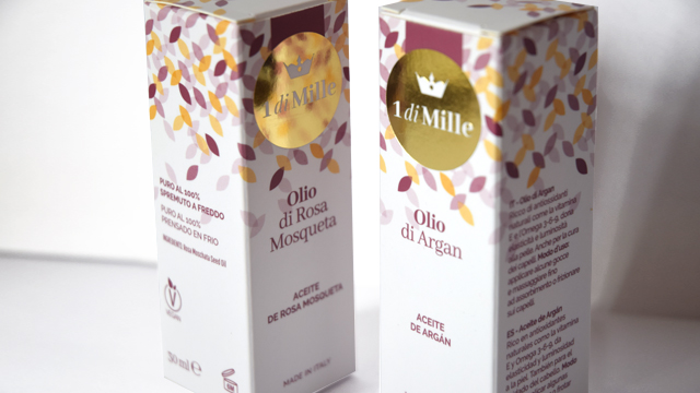 1 di Mille / Immagine coordinata, packaging